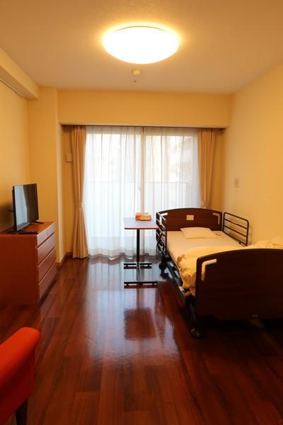 シンセリティ千代田一番町(介護付有料老人ホーム)の画像(4)居室モデル