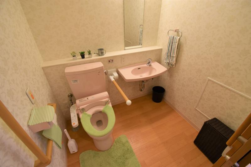 サービス付き高齢者向け住宅 いちごホーム(サービス付き高齢者向け住宅)の画像(3)洗面・お手洗い