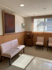 ヴェルジェ新横浜Ⅲ なしの郷(サービス付き高齢者向け住宅)の画像(6)各階団らん場所あり