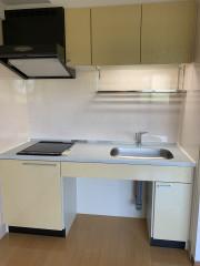 ヴェルジェ新横浜Ⅲ なしの郷(サービス付き高齢者向け住宅)の画像(10)キッチン