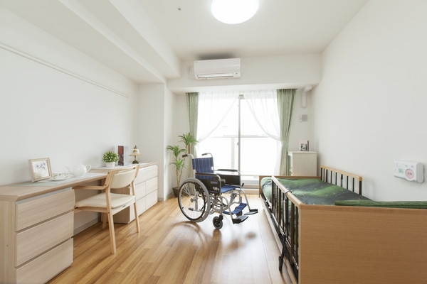 ウエリスオリーブ津田沼(サービス付き高齢者向け住宅)の画像(2)