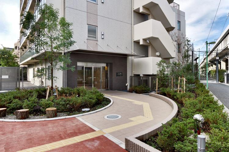 小田急のサービス付き高齢者向け住宅 レオーダ経堂(サービス付き高齢者向け住宅)の画像(4)