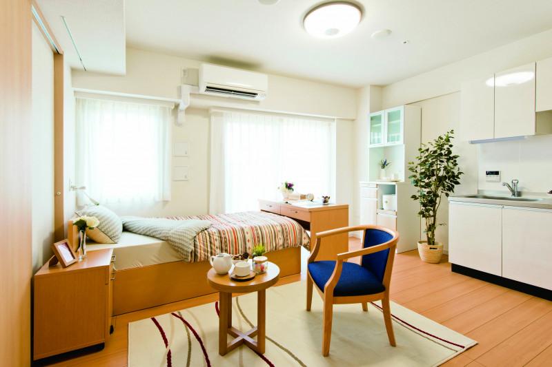 小田急のサービス付き高齢者向け住宅 レオーダ経堂(サービス付き高齢者向け住宅)の画像(8)
