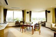 グリーンフォレストビレッジ楓コート(住宅型有料老人ホーム)の画像(12)屋上展望室