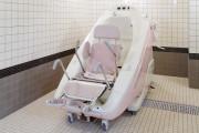 ニチイホーム用賀 (介護付有料老人ホーム(一般型特定施設入居者生活介護))の画像(9)機械浴室2