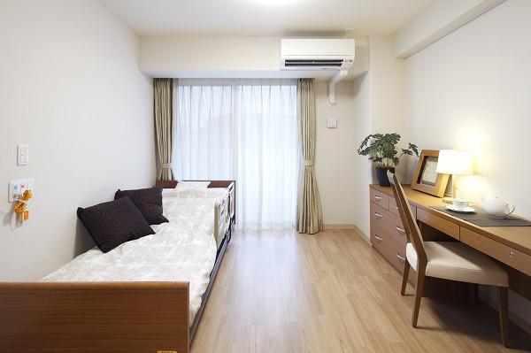 ニチイホーム用賀 (介護付有料老人ホーム(一般型特定施設入居者生活介護))の画像(2)モデルルーム