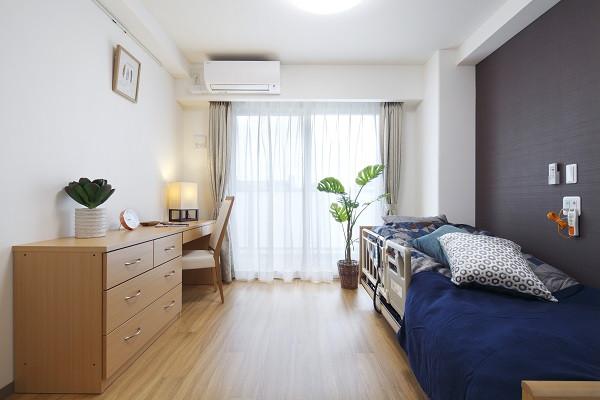 ニチイホーム都立家政(介護付有料老人ホーム(一般型特定施設入居者生活介護))の画像(2)個室