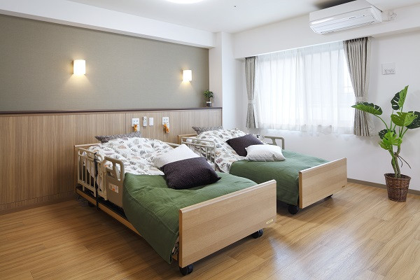 ニチイホーム都立家政(介護付有料老人ホーム(一般型特定施設入居者生活介護))の画像(3)2人部屋