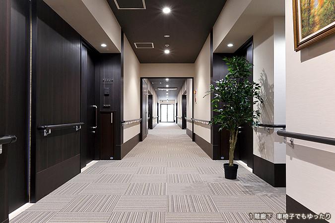 ハーウィル東大宮(サービス付き高齢者向け住宅)の画像(4)
