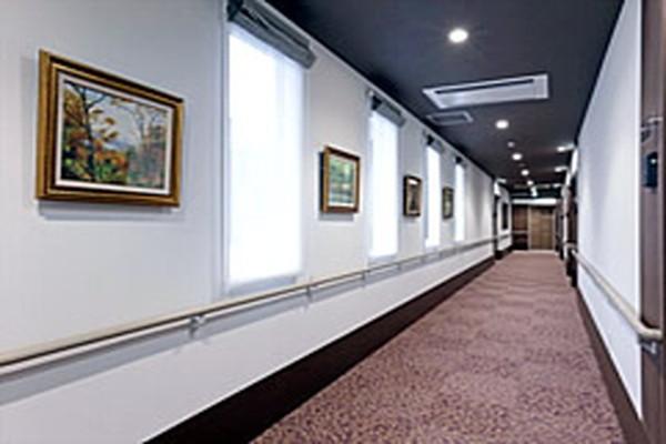 ハーウィル北越谷(サービス付き高齢者向け住宅)の画像(8)