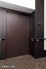 ハーウィル東武動物公園(サービス付き高齢者向け住宅)の画像(12)居室ドア