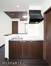ハーウィル東武動物公園(サービス付き高齢者向け住宅)の画像(16)居室キッチン