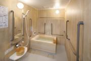 グランダ武蔵野弐番館(住宅型有料老人ホーム)の画像(8)檜風呂