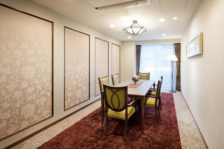 アリア松濤(介護付有料老人ホーム(一般型特定施設入居者生活介護))の画像(6)ファミリールーム