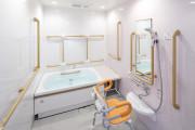 リハビリホームまどか上祖師谷(サービス付き高齢者向け住宅/介護付有料老人ホーム(一般型特定施設入居者生活介護))の画像(7)個人浴室