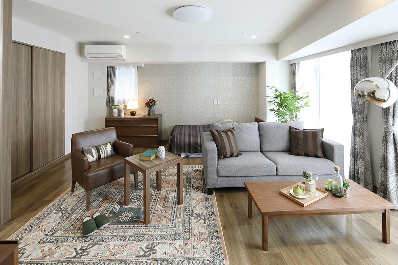 グランダ初台(介護付有料老人ホーム(一般型特定施設入居者生活介護))の画像(4)Bタイプ居室イメージ