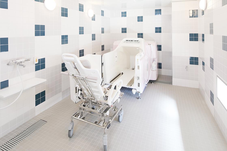 グランダ初台(介護付有料老人ホーム(一般型特定施設入居者生活介護))の画像(10)機械浴室