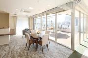 リハビリホームボンセジュール大倉山(住宅型有料老人ホーム)の画像(6)4F 談話スペース
