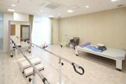 リハビリホームボンセジュール大倉山(住宅型有料老人ホーム)の画像(9)1F 機能訓練室