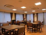 メディアシスト市谷柳町(介護付有料老人ホーム)の画像(2)1F 食堂