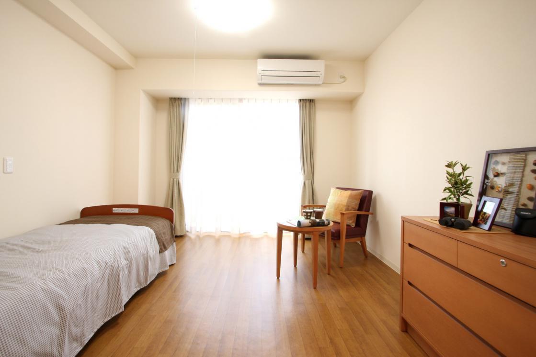 グランダ常盤台(介護付有料老人ホーム(一般型特定施設入居者生活介護))の画像(2)居室イメージ
