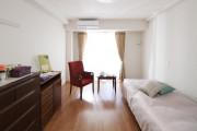 グランダときわ台南(介護付有料老人ホーム(一般型特定施設入居者生活介護))の画像(2)居室イメージ