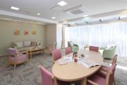 グランダときわ台南(介護付有料老人ホーム(一般型特定施設入居者生活介護))の画像(6)2F ティールーム