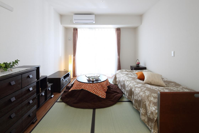 グランダときわ台南(介護付有料老人ホーム(一般型特定施設入居者生活介護))の画像(3)居室イメージ