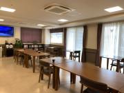 ツクイ・サンフォレスト横浜センター北 (サービス付き高齢者向け住宅)の画像(15)3階食堂