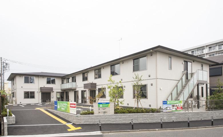エイジフリーハウス相模原橋本(サービス付き高齢者向け住宅)の画像(1)
