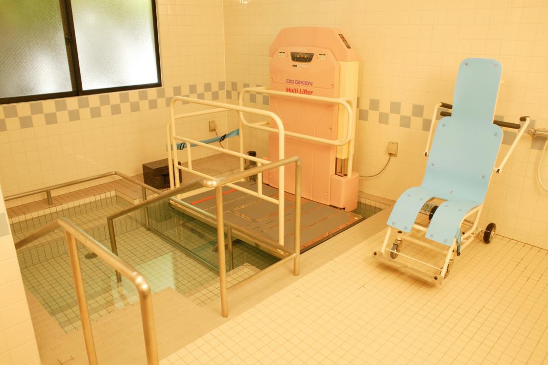 まどかときわ台南(介護付有料老人ホーム(一般型特定施設入居者生活介護))の画像(5)1F 浴室