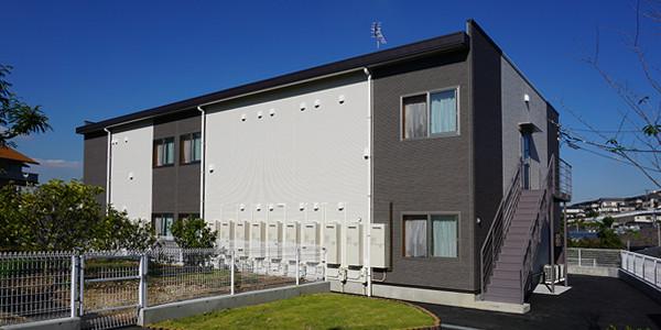 サティエ上大岡(サービス付き高齢者向け住宅)の画像(1)サティエ上大岡 外観