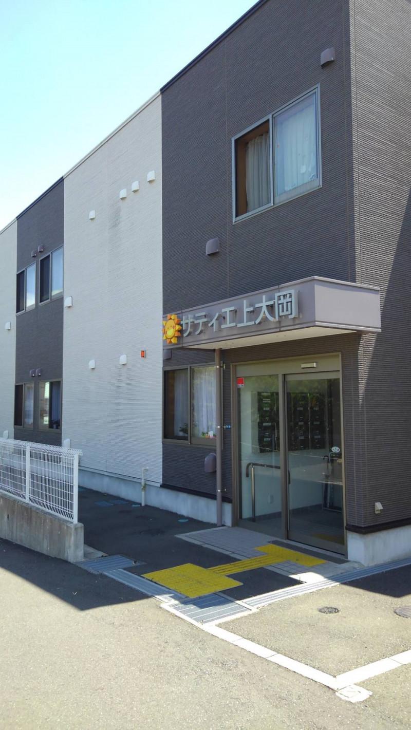 サティエ上大岡(サービス付き高齢者向け住宅)の画像(2)玄関