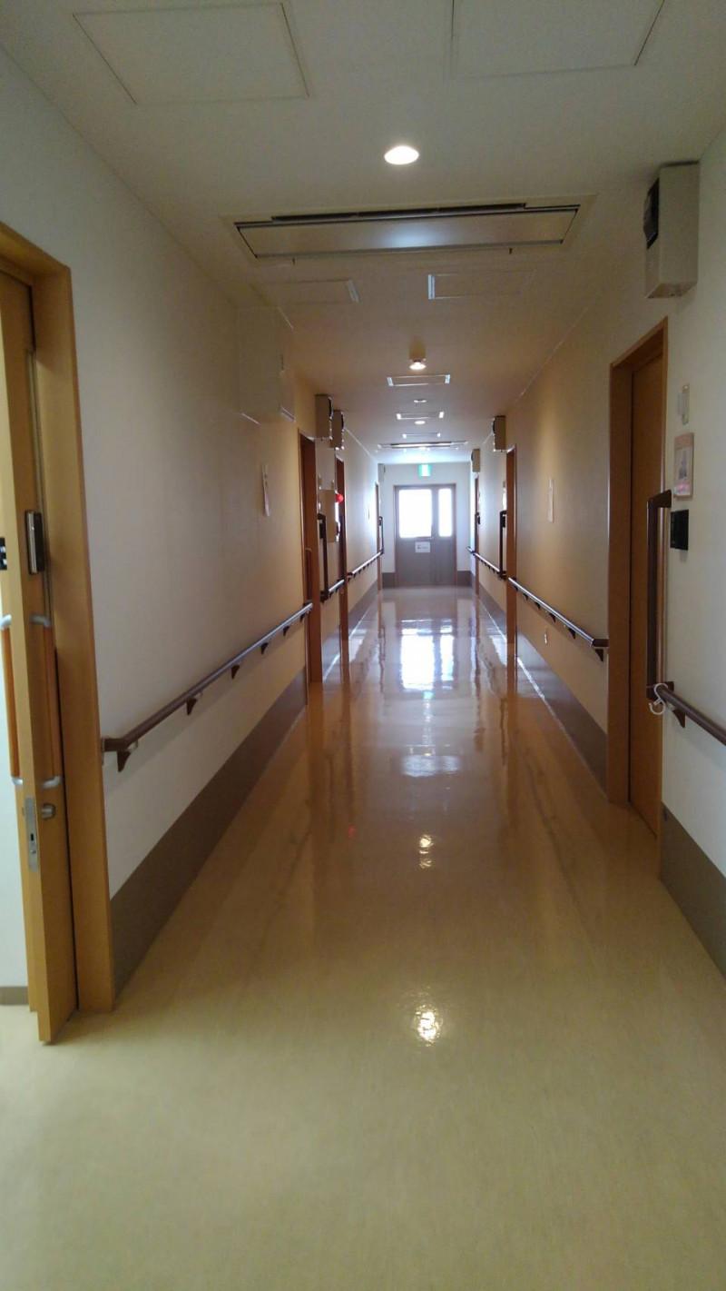 サティエ上大岡(サービス付き高齢者向け住宅)の画像(6)廊下