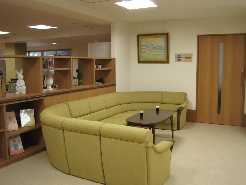 プライムライフ片倉(サービス付き高齢者向け住宅)の画像(12)1F共用スペース
