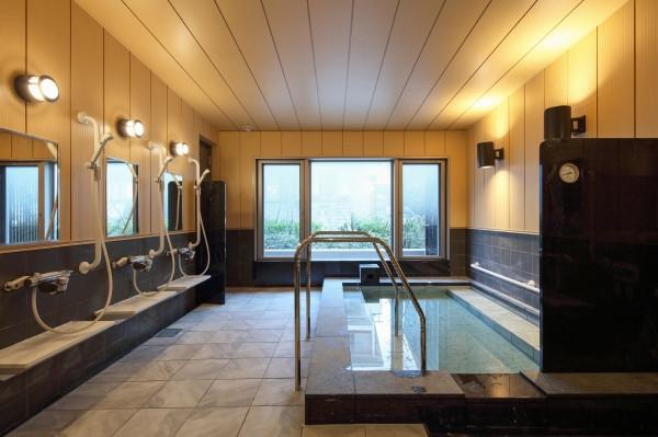 ウエリスオリーブ鎌倉岩瀬(サービス付き高齢者向け住宅)の画像(6)浴室