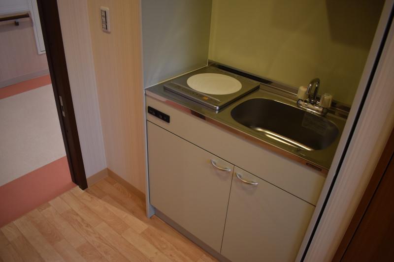 泉の郷綾瀬 (サービス付き高齢者向け住宅)の画像(2)キッチン