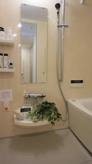 グランドマスト横浜鴨居(サービス付き高齢者向け住宅)の画像(10)浴室