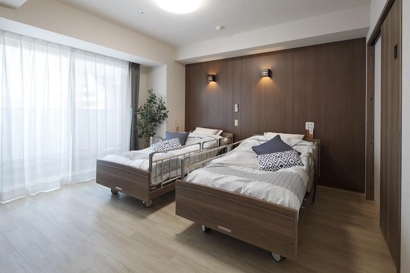 ニチイホーム不動前(介護付有料老人ホーム)の画像(7)夫婦入居可能部屋