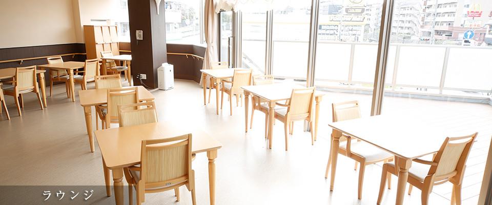 夢別邸すみれが丘(サービス付き高齢者向け住宅)の画像(4)食堂