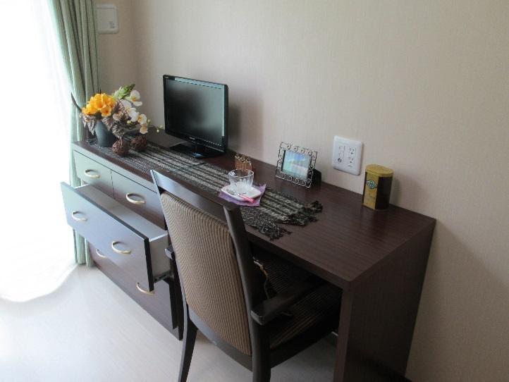 アシステッドリビング練馬(介護付有料老人ホーム)の画像(12)居室内家具