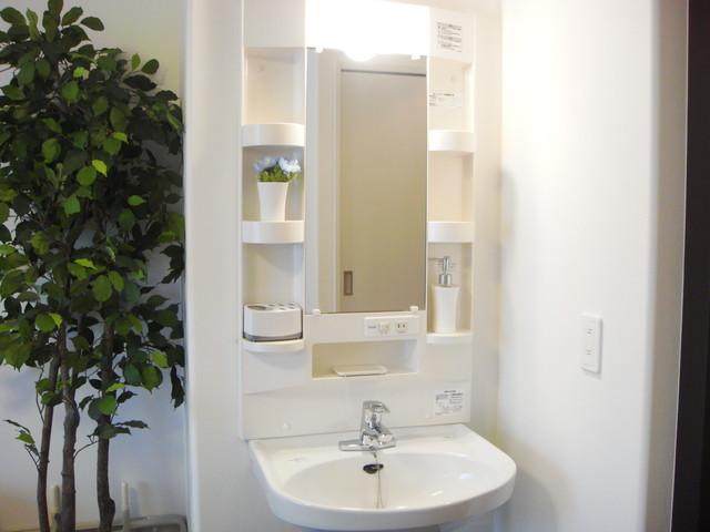 ベストライフ東大泉(介護付有料老人ホーム)の画像(12)居室内洗面所