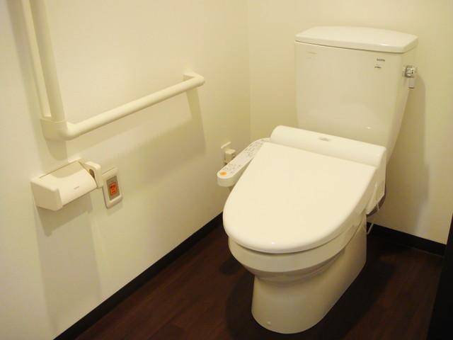 ベストライフ東大泉(介護付有料老人ホーム)の画像(13)居室内トイレ