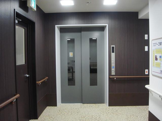 ベストライフ東大泉(介護付有料老人ホーム)の画像(14)エレベーター