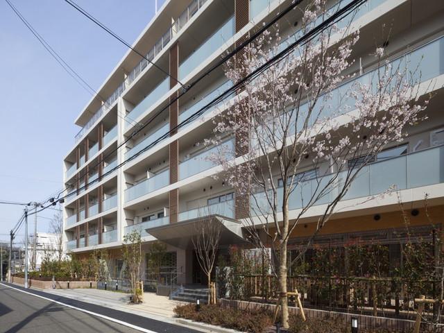 グレイプス用賀(サービス付き高齢者向け住宅)の画像(1)