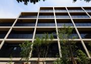 グランドマストみなまきみらい(サービス付き高齢者向け住宅)の画像(3)重厚感のある建物