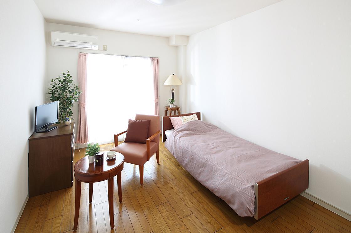 グランダ西大泉・練馬(介護付有料老人ホーム(一般型特定施設入居者生活介護))の画像(2)居室イメージ