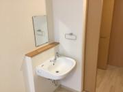 ふるさとホーム東鷲宮 (介護付有料老人ホーム)の画像(7)居室内洗面台