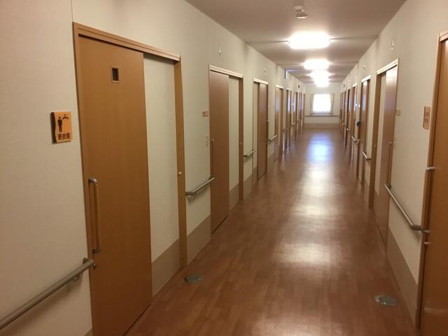 ふるさとホーム東鷲宮 (介護付有料老人ホーム)の画像(5)廊下