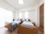 グレイプス湘南辻堂 (サービス付き高齢者向け住宅)の画像(5)ベッドルーム